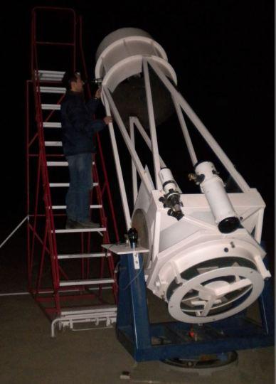 td telescope