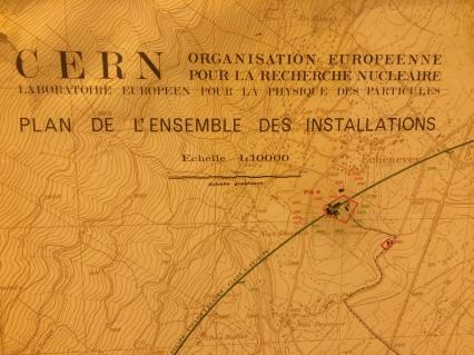 CERNmap