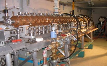 The microtron prototype at IASA